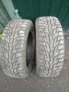 Hankook Winter i*Pike RS W419. зимние, шипованные, б/у, износ 30%