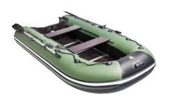 Лодка ПВХ Ривьера 2900 СК компакт, Жилет В Подарок