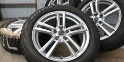 """Комплект оригинальных дисков Balminum на резине 215/55R17 Bridgestone. 7.0x17"""" 5x114.30 ET45"""