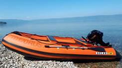 Продаю лодку Solar 380 с мотором Suzuki