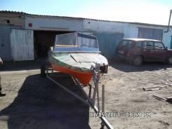 Продам моторную лодку обь- м.