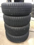 Bridgestone Blizzak Revo1. зимние, без шипов, 2004 год, б/у, износ 10%