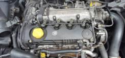 Двигатель Z19DT Opel zafira