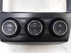 Панель управления климат контролем Subaru Forester SJ