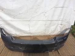 Бампер задний Skoda Octavia 2012-2017 оригинал