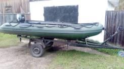 Продается лодка Quicksilver 430