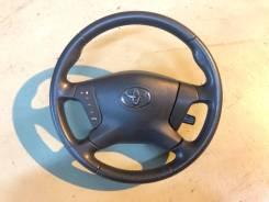 Руль Toyota Avensis 2 2003-2008 кожа круиз