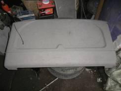 Полка багажника. Nissan Almera, N16, N16E