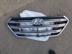 Hyundai Tucson 3 решётка радиатора