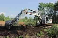 Услуги гусеничного экскаватора Terex 240 TC240LC