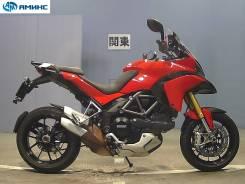Мотоцикл Ducati Multistrada 1200 на заказ из Японии без пробега по РФ, 2013