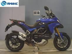 Мотоцикл Ducati Multistrada 1200 на заказ из Японии без пробега по РФ, 2011
