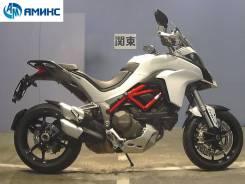 Мотоцикл Ducati Multistrada 1200 на заказ из Японии без пробега по РФ, 2015