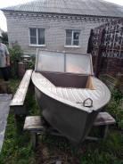 Лодка казанка с мотором ямаха 9.9