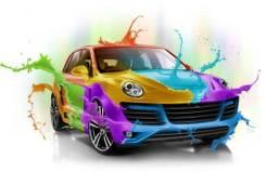 Кузовной ремонт, покраска авто, полировка фар, кузова, жестянка.