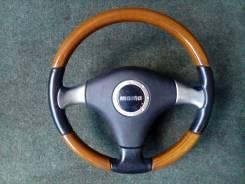 Руль MOMO кожа+косточка Toyota