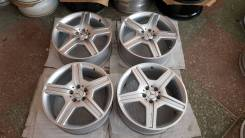 Как новые диски AMG Mercedes 5/112 R19 без пробега по рф