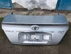 Крышка багажника Toyota Mark X