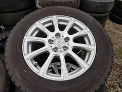 "Зимние колёса Dunlop dsx-2 195/65R15. 6.0x15"" 5x100.00 ET43 ЦО 73,1мм."
