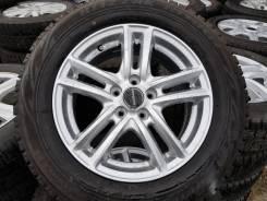 """Колёса Bridgestone Blizzak Revo GZ 195/65R15 Как новый 99% остаток. 6.0x15"""" 5x100.00 ET45 ЦО 73,1мм."""