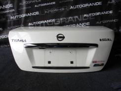 Крышка багажника. Nissan Teana, J32, J32R, PJ32, TNJ32 QR25DE, VQ25DE, VQ35DE