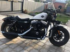 Harley-Davidson Sportster, 2016