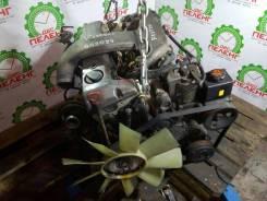 Двигатель в сборе. ТагАЗ Тагер SsangYong Rexton, GAB, RJ 662, OM662, 662925, OM602
