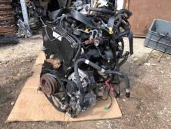 Двигатель Peugeot/Citroen 2,2 дизель передний привод контрак с ГТД