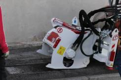 Навесная дорожная фреза на мини погрузчик CM Crusher Италия