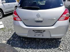 Дверь багажника. Nissan Tiida, C11, JC11, NC11, C11X HR15DE, MR18DE, HR16DE