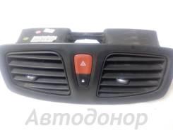 Кнопка включения аварийной сигнализации. Renault Megane Renault Scenic Renault Fluence, L30R F4R, F9Q, H4J, H5F, K4M, K9K, M4R, M9R, R9M, 5AM, H4M