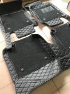 Коврики в салон Nissan Note E12 2012-2019 3D Эко кожа Нот
