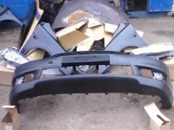 Митцубиси лансер 10 бампер передний дорестайл