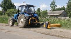 Навесная смещаемая косилка Ferri на трактор