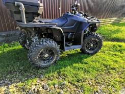 Stels ATV 800D. исправен, есть псм\птс, с пробегом
