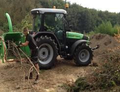 Навесной измельчитель веток Greenmech 150MT На трактор