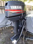 Лодочный мотор 2-х тактный Yamaha 30 hmhs
