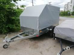 Прицеп для квадроцикла ССТ-06 Супер кузов 245х145
