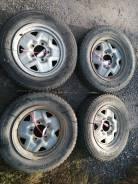 Колеса на НИВУ. Обмен на автошины, литые диски.