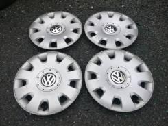 """Оригинальные колпаки R15 Volkswagen. Диаметр 15"""", 1шт"""