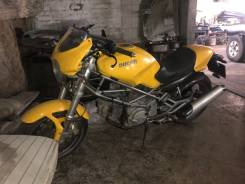 Ducati Monster 400S, 2003