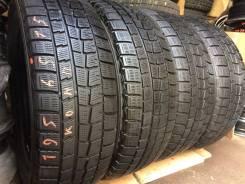 Dunlop Winter Maxx WM01. всесезонные, б/у, износ 10%