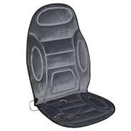 Подогрев сиденья со спинкой SKYWAY с терморегулятором (2 режима) Темно\Серый 12V 120х51см 2,5А-3А ( SKYWAY S02201017