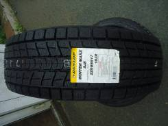Dunlop Winter Maxx SJ8. Зимние, без шипов, 2019 год, без износа