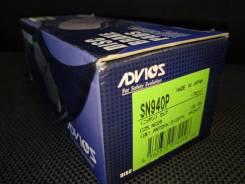 Дисковые тормозные колодки Advics SN940P. В наличии!