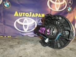 Моторчик печки Toyota Ractis SCP 100 б/у 87103-52120 87103-52121 87103-52130 87103-52131