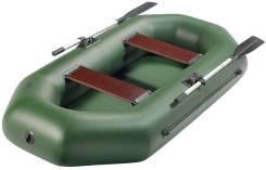 Лодка ПВХ Аква Оптима 260, Доставка в любой регион, гарантия