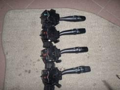 Блок подрулевых переключателей Toyota Caldina AZT246 б/у 84140-32240 84652-2G410