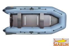 Marlin. длина 3,40м., двигатель без двигателя