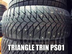 Triangle PS01. зимние, шипованные, 2019 год, новый